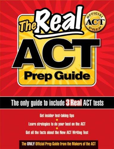 PrepScholar: Master the ACT